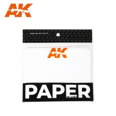 Papers for AK Interactive Wet Palette