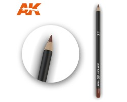 Weathering Pencil Dark Rust