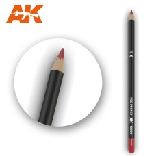 Weathering Pencil Red Primer