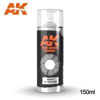 AK Interactive Fine Resin Primer Spray