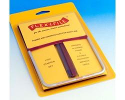 Albion Alloys 1500 Flex-i-File #1500 Flex-Pad Single Coarse Grit Finisher New