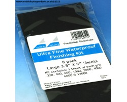 Ultra Fine Waterproof Finishing 8 Pack