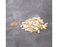 Mini Bricks (1/32 scale) Beige