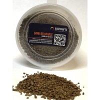 Dark Brown Coarse Gravel