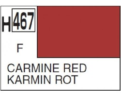 Mr Hobby Aqueous Hobby Colour H467 Carmine Red