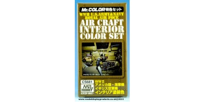 Mr Hobby Colour Sets