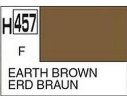 Mr Hobby Aqueous Hobby Colour H457 Earth Brown