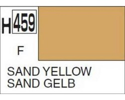 Mr Hobby Aqueous Hobby Colour H459 Sand Yellow