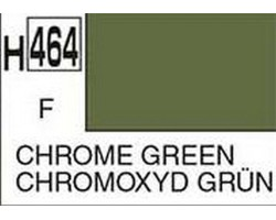 Mr Hobby Aqueous Hobby Colour H464 Chrome Green