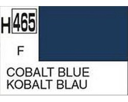 Mr Hobby Aqueous Hobby Colour H465 Cobalt Blue