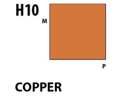 Mr Hobby Aqueous Hobby Colour H010 Copper