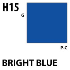 Mr Hobby Aqueous Hobby Colour H015 Bright Blue