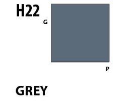 Mr Hobby Aqueous Hobby Colour H022 Gray