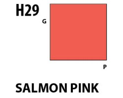 Mr Hobby Aqueous Hobby Colour H029 Salmon Pink