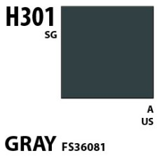 Mr Hobby Aqueous Hobby Colour H301 Gray FS36081