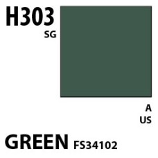 Mr Hobby Aqueous Hobby Colour H303 Green FS34102