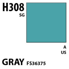 Mr Hobby Aqueous Hobby Colour H308 Gray FS36375