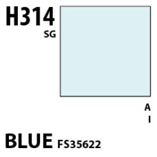 Mr Hobby Aqueous Hobby Colour H314 Blue FS35622