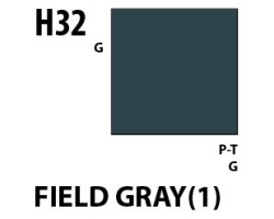 Mr Hobby Aqueous Hobby Colour H032 Field Gray