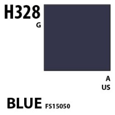 Mr Hobby Aqueous Hobby Colour H328 Blue FS15050