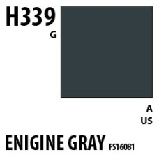 Mr Hobby Aqueous Hobby Colour H339 Engine Gray FS16081