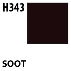 Mr Hobby Aqueous Hobby Colour H343 Soot