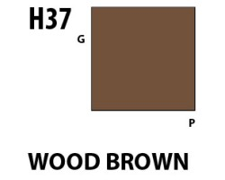Mr Hobby Aqueous Hobby Colour H037 Wood Brown