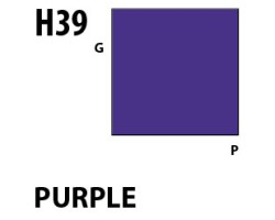 Mr Hobby Aqueous Hobby Colour H039 Purple Gray