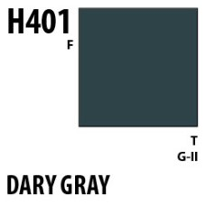 Mr Hobby Aqueous Hobby Colour H401 Dark Gray