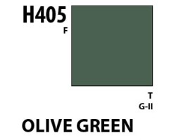 Mr Hobby Aqueous Hobby Colour H405 Olive Green