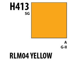 Mr Hobby Aqueous Hobby Colour H413 RLMO4 Yellow