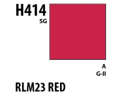 Mr Hobby Aqueous Hobby Colour H414 RLM23 Red