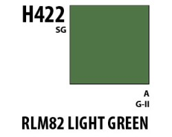Mr Hobby Aqueous Hobby Colour H422 RLM82 Light Green