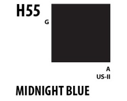 Mr Hobby Aqueous Hobby Colour H055 Midnight Blue