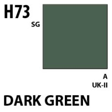 Mr Hobby Aqueous Hobby Colour H073 Dark Green