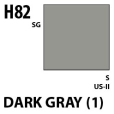 Mr Hobby Aqueous Hobby Colour H082 Dark Gray [1] (US)