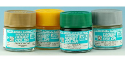 Mr Hobby Aqueous Color