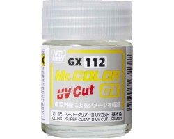 Mr Color GX112 Super Clear III UV Cut Gloss