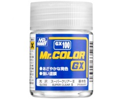 Mr Color GX100 Super Clear III
