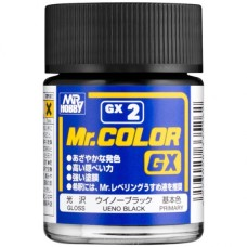 Mr Color GX2 Ueno Black