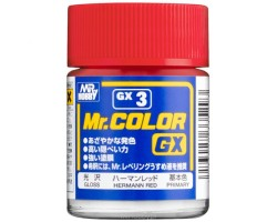 Mr Color GX3 Harmann Red
