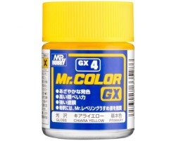 Mr Color GX4 Chiara Yellow