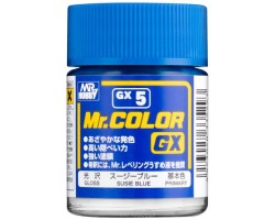 Mr Color GX5 Susie Blue