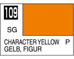 Mr Colour C109 Character Yellow