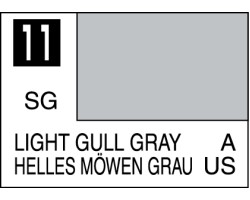 Mr Colour C011 Light Gull Gray