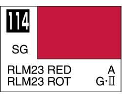 Mr Colour C114 RLM23 Red