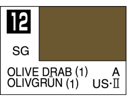 Mr Colour C012 Olive Drab (1)