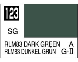 Mr Colour C123 RLM83 Dark Green