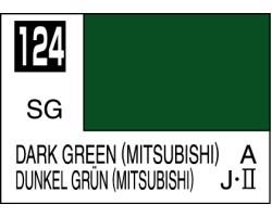 Mr Colour C124 Dark Green (Mitsubishi)