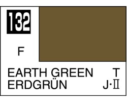 Mr Colour C132 Earth Green